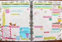 Planner Decorating Inspiration