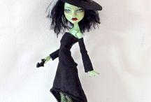 ведьмочки в черном