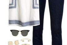 Stylist inspiration / looks and specific pieces I like