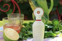 Summer Cocktail / Des parfums fruités et acidulés à travers des notes fusantes de figues, posés sur un accord de citron,fève, tonka, miel...A votre santé !