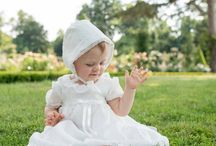 Robes baptême fille / Robes de baptême bébé filles courtes et longues traditionnelles.