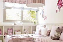 habitaciones-decoraciones-closet / ideas de como organizar las habitaciones