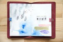 Artistic Journaling