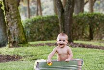 Baby and Children's Photo Ideas / Picture ideas / by Kayla Fugitt