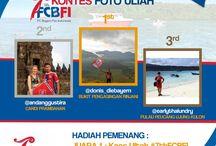 Pengumuman Juara Kontes Foto Ultah FCBFI