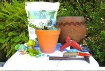 balançoire pour mini jardin