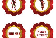 CUMPLE IRON-MAN