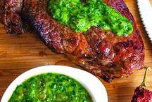 Соус для мяса