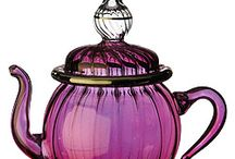 Teapots / by Ginger Nichols