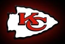 KC Chiefs / by Isaac Cowens
