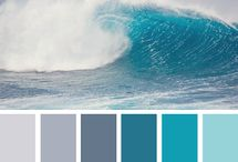 website color ideas / by Deb Hain
