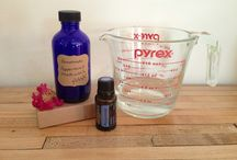 Essential Oils: DIYs / DIY recipes using essential oils. Natural remedies and prevention. / by Liz Applegate