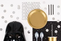 star wars bday party