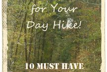 Hiking, Kayaking and Camping / by Teka Mcgill