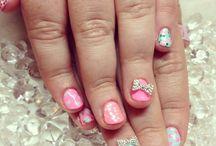 Tiny nails :)