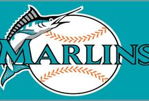 Florida Marlins / by Madeline Walters