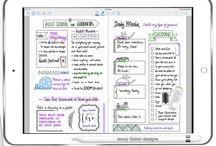 Bullet journal digital