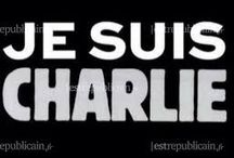 Je suis Charlie! / by Francoise Chauray