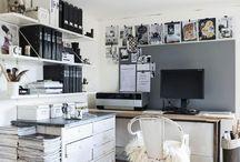 Hjemme kontor