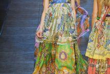 My Style / Immer auf der Suche nach dem eigenen Stil. So mag ich Farben und eine Tendenz zu Folklore.