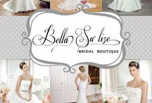 Bella Su'lize Bridal Boutique Wedding Gowns / Wedding Gowns available to Hire or Buy at Bella Su'lize Bridal Boutique