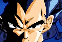 Vegeta / duh, maybe some dbz in there somewhere....