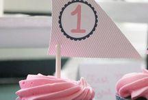 Arwyn's First Birthday