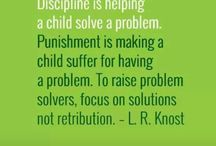problem solving / Teach your child how to solve their problems