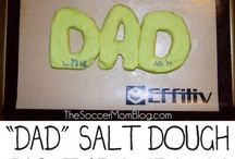 Father's Day / Ideas to celebrate Father's Day