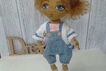 doll / Lalki handmade