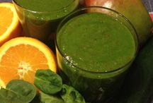 Smoothies / Making smoothies of all kinds. / by Sherry Edwardson