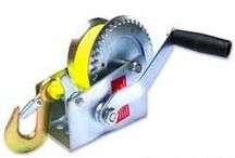 Building Supplies - Winches, Hoists & Pulleys
