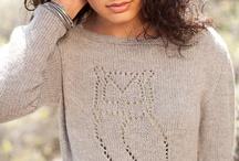 knitting/crocheting / by Stacy Benoit