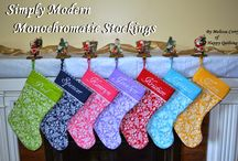 Sewing - Christmas