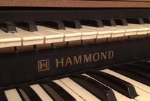 Vintage Organs/Keyboards