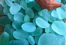 Морские стекляшки