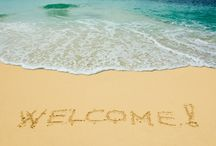 Welcome! / by Debi