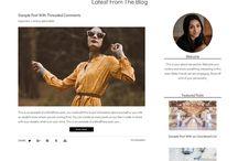 Blog Designs WordPress