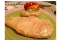 Piatti a base di pollo, tacchino, coniglio e selvaggina / Ricette culinarie per preparare il pollame e la selvaggina