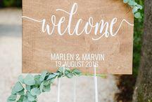 Marlen & Marvin - Elegant Provence Inspired Wedding