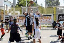 Community Events / Basketball and more events for at risk kids and youth to uplift communities.