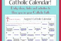 Liturgical Year - August / by Andrea Lucero-Watje