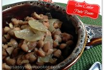 Bean - Slow Cooker Recipe / by The Sassy Slow Cooker