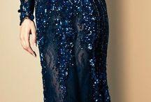 Red carpet black tie / Haute Couture