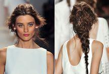 Untamable hair