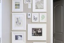 Decorating a Gallery Wall / by Geri Samways