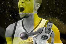 Stephen Curry / Digital Art
