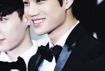 Jongin bby♥♥ / Just look at him oh mY GOD
