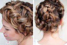 Enviable Hair. / by Jenna Kristine