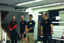Krav Maga Core Gradings / P1-P2 Exams in Hellas
